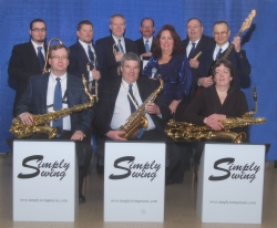 (picture of Simply Swing Music)